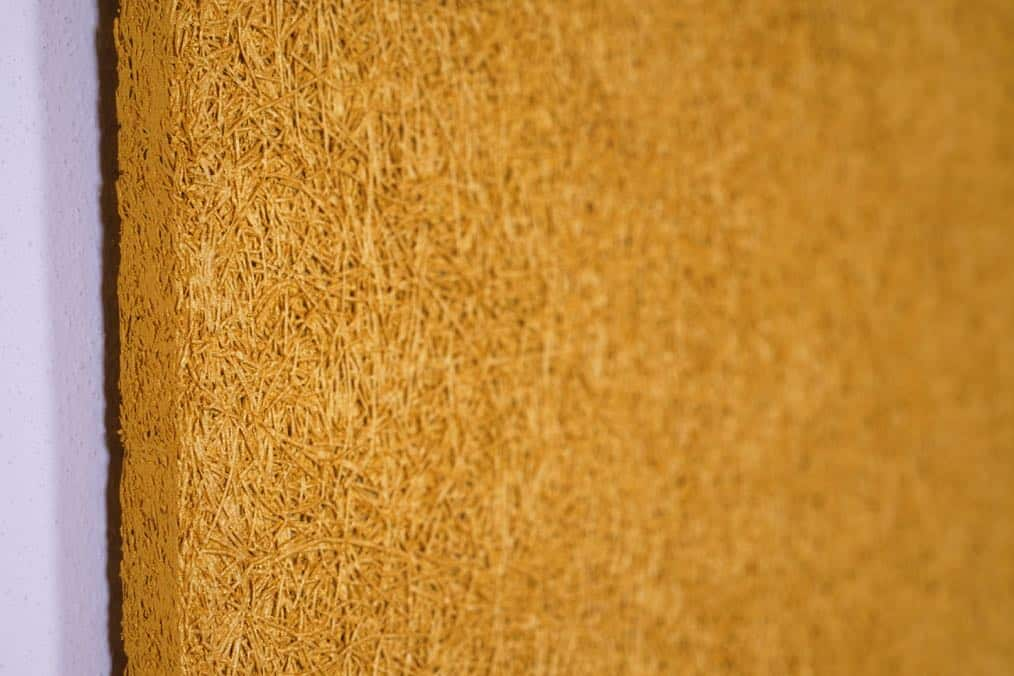 Gold Heradesign Superfine Akustikplatte SilentFiber Wand