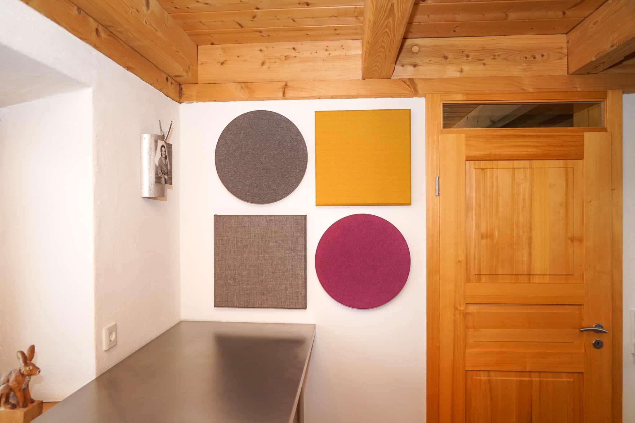 Stoff Akustukplatten SielntFiber