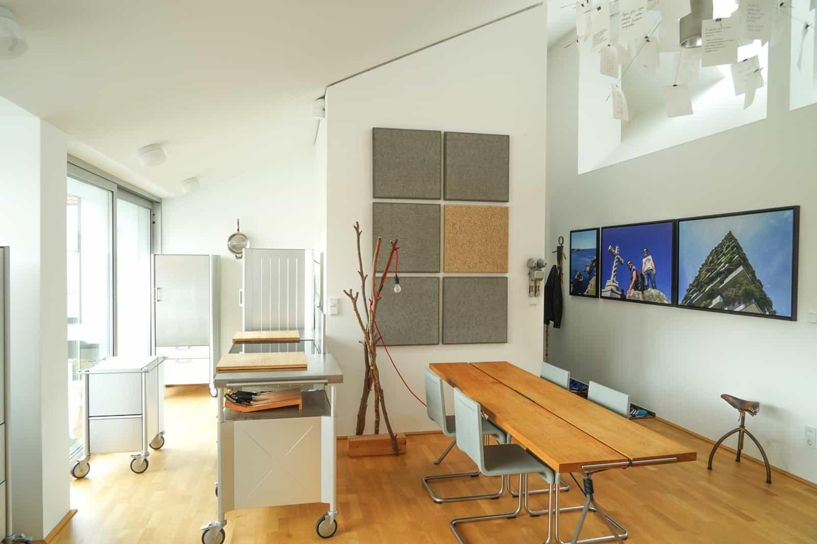 Verbessern der Akustik im Wohnzimmer - SilentFiber