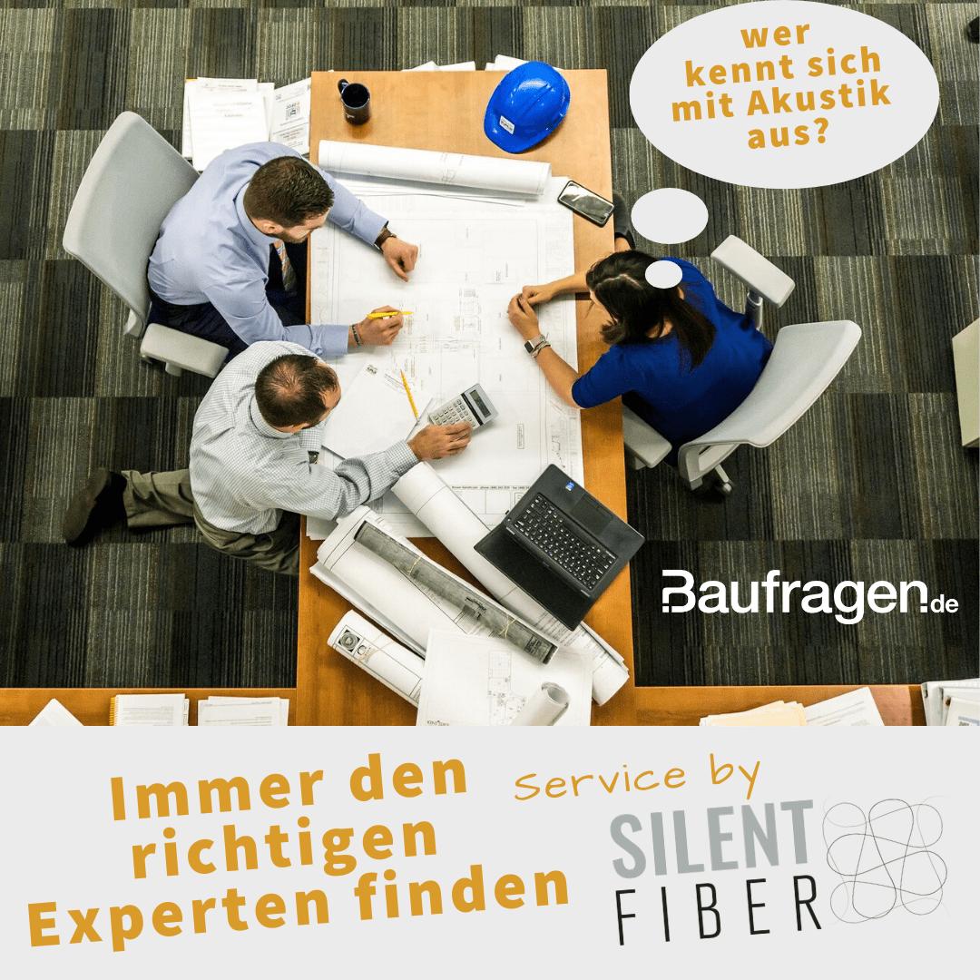 Read more about the article Akustik Experten für Architekten finden