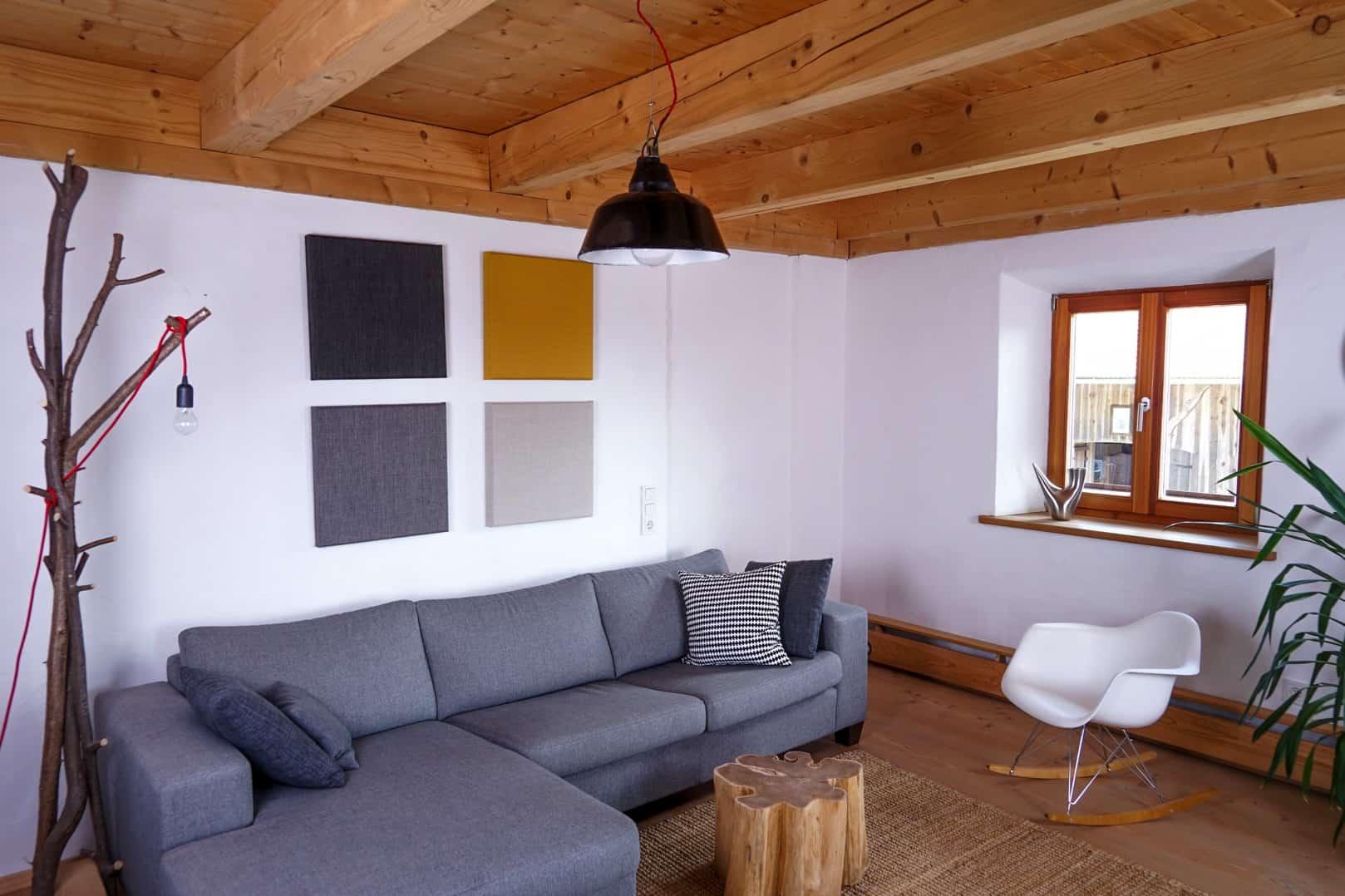 Beste Akustik im Wohnzimmer