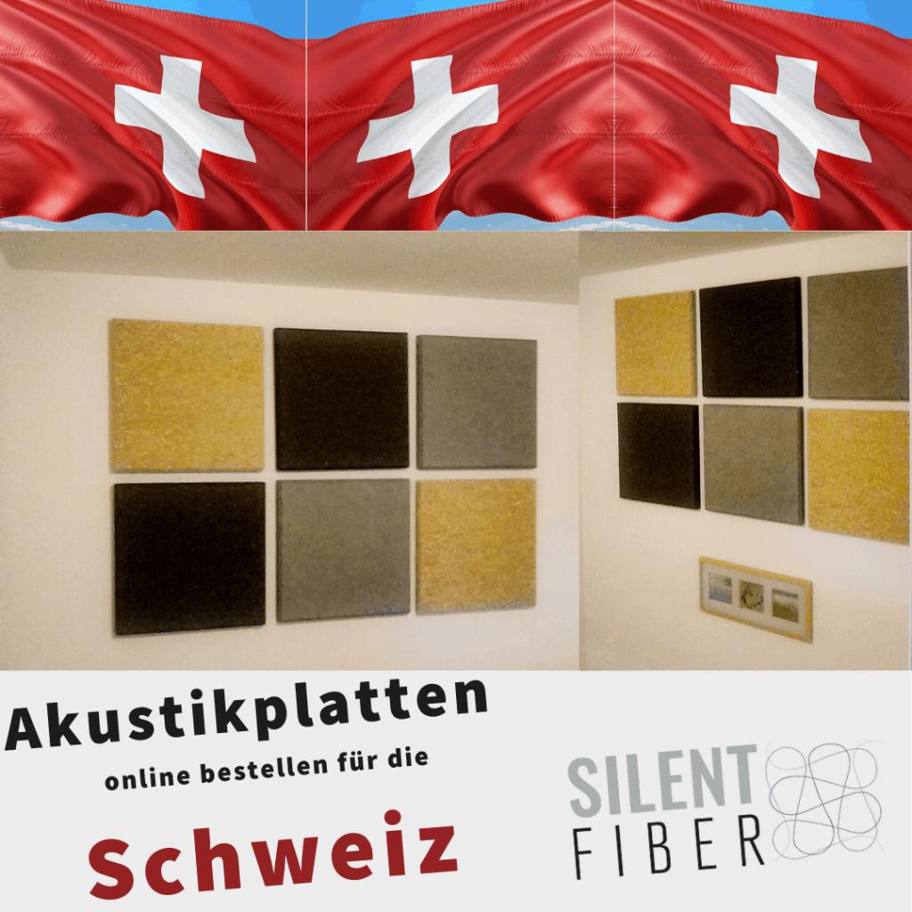 Akustikplatte Schweiz online kaufen
