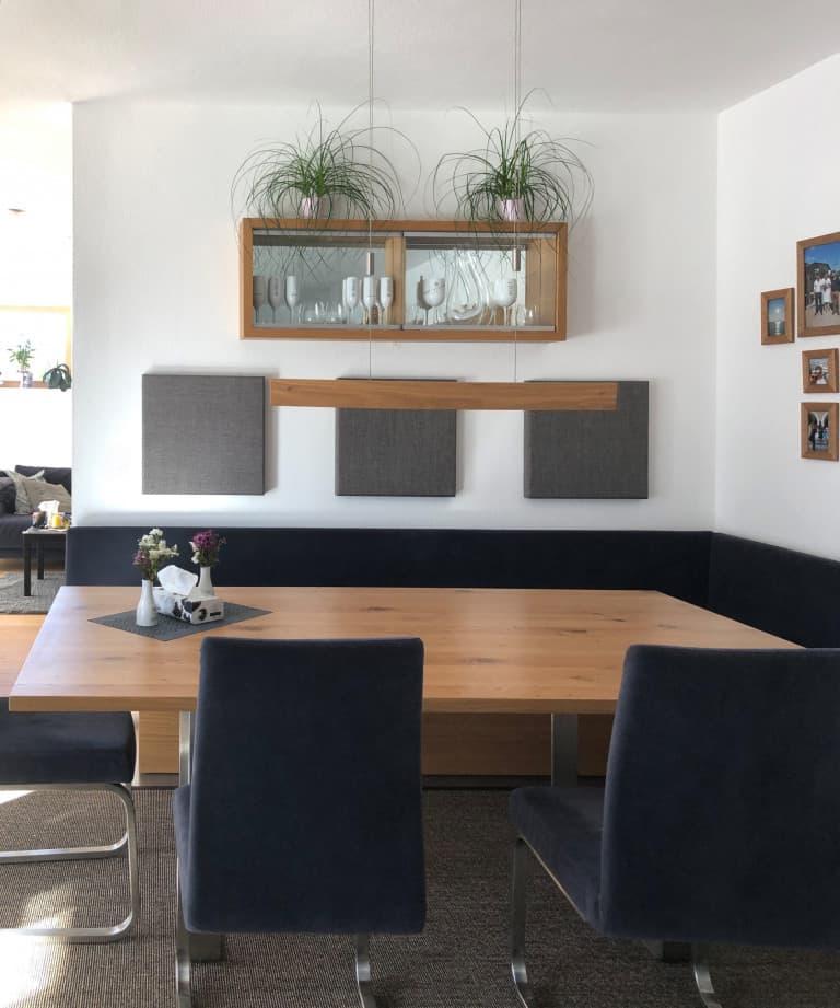 Ruhe in der Wohnküche