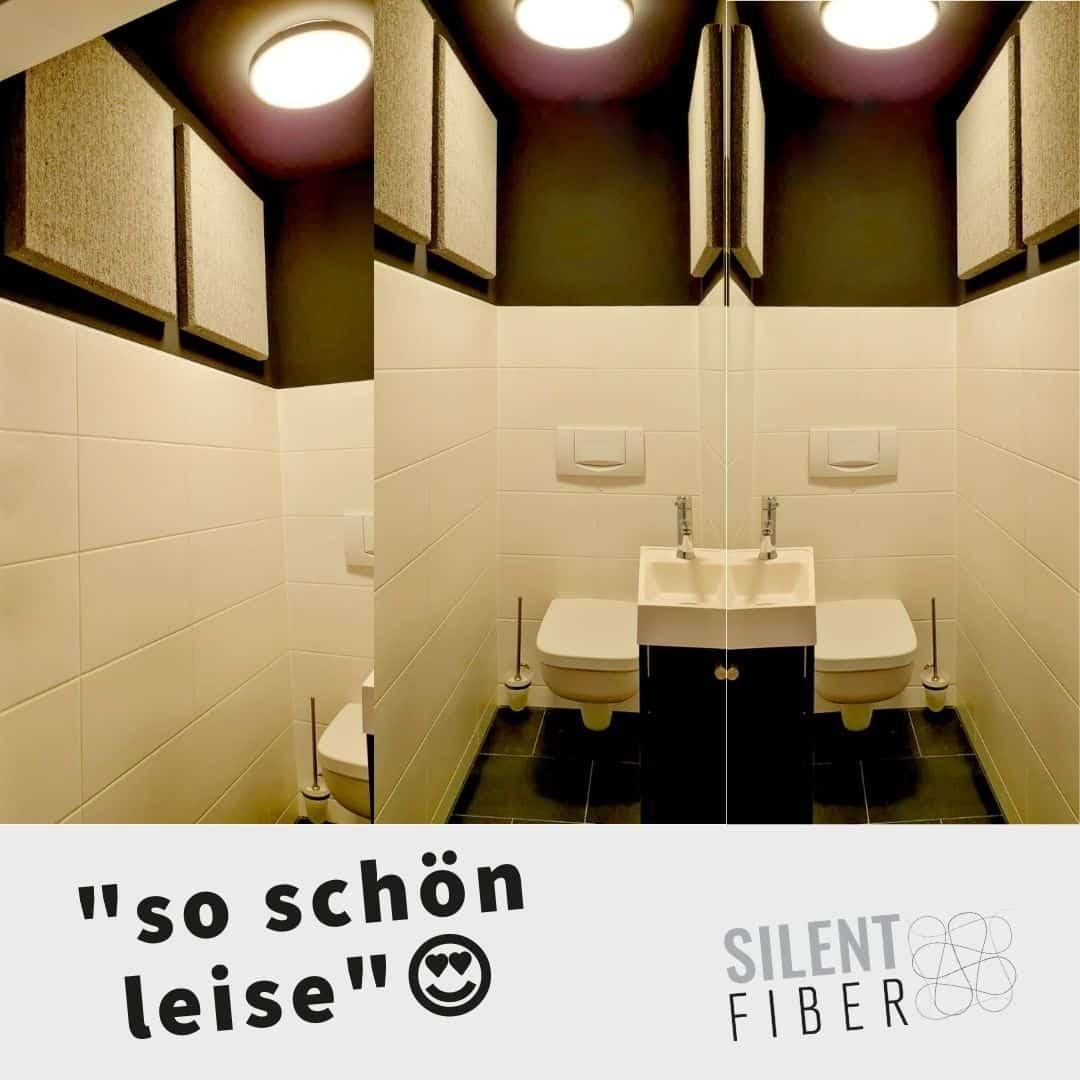 ruhe wc leise toilette ruhiger