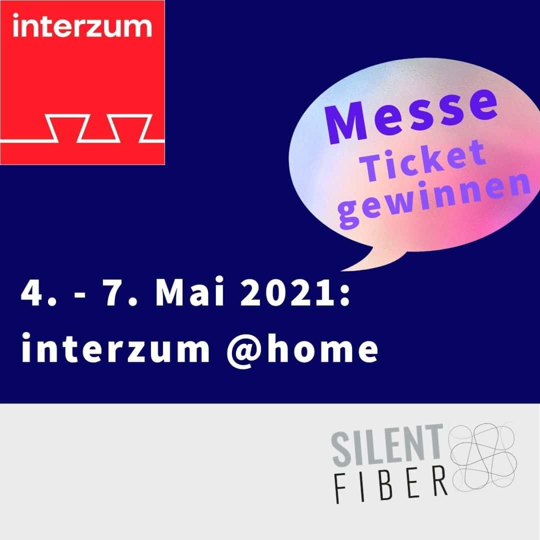 Interzum @home 2021 – Jetzt kostenloses Messeticket sichern
