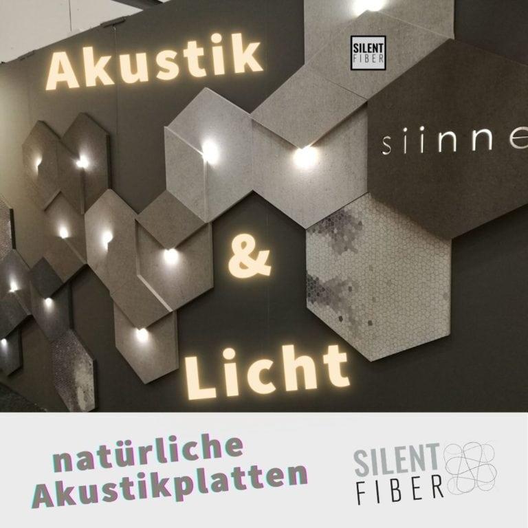 Read more about the article Akustik & Licht kombiniert