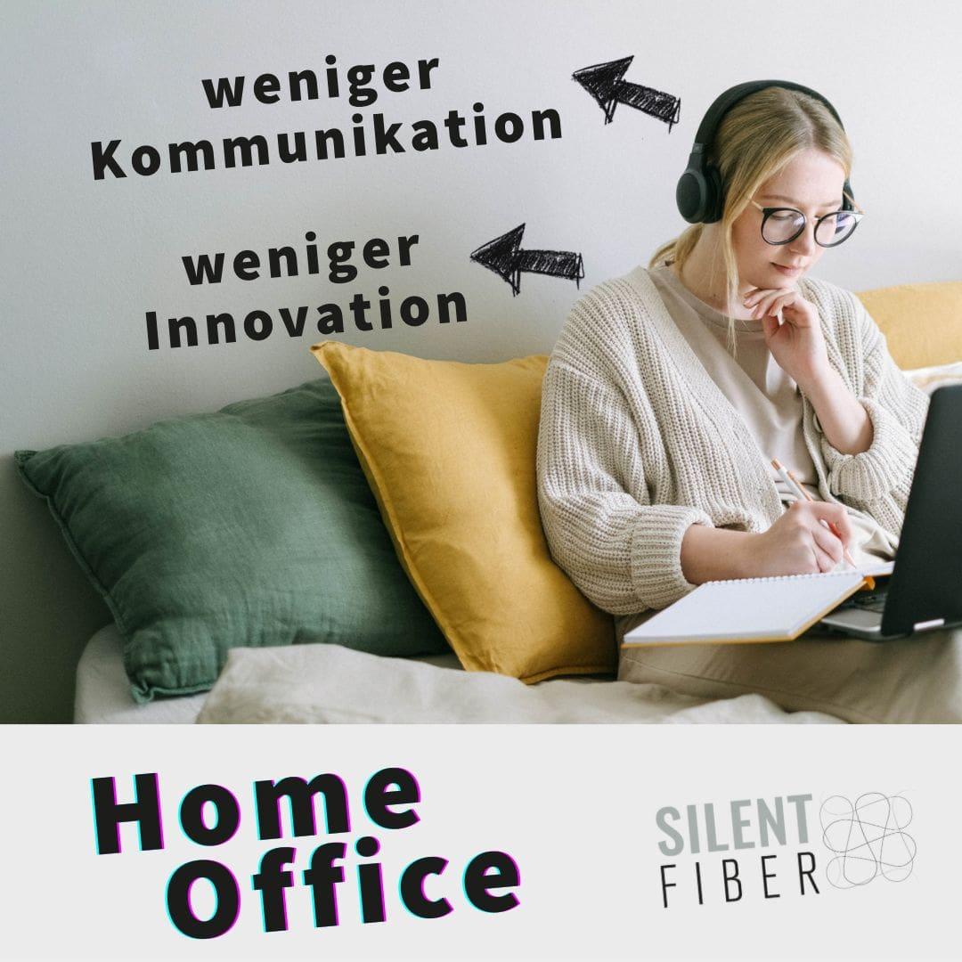 Read more about the article Studie zu Homeoffice: weniger Kommunikation | weniger Innovation